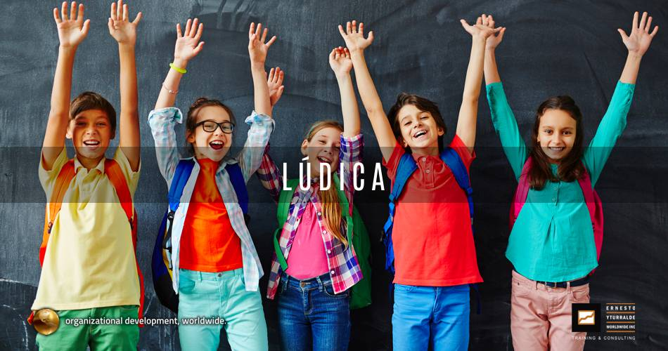 Ludica by Ernesto Yturralde Worldwide Inc.